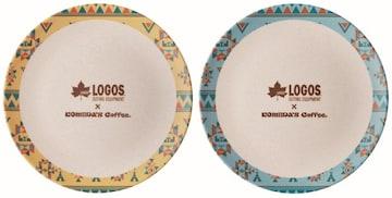 コメダ 福袋 LOGOS コラボバンブープレート 皿