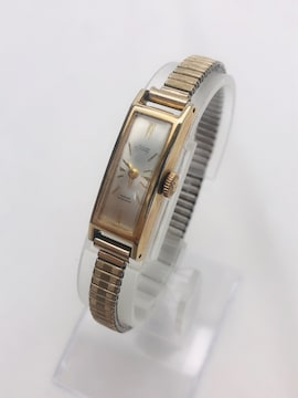 T058 シチズン ドレッシー 14K 50 レディース 腕時計 手巻き