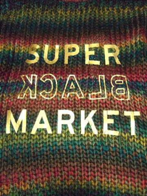 ◆HALFMAN◆ハーフマン◆ニット/セーター◆S◆新品◆14,800円◆ < 男性ファッションの