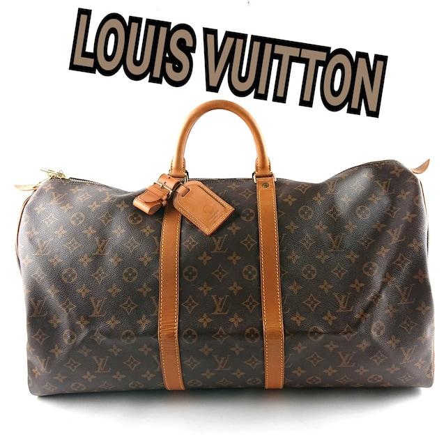 LOUIS VUITTON ルイヴィトン ボストンバッグ  < ブランドの