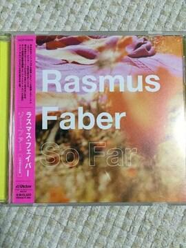 Rasmus Faber ラスマスフェイバー  So Far
