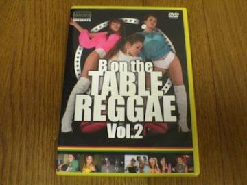 DVD 流派-R presents B TABLE REGGAE