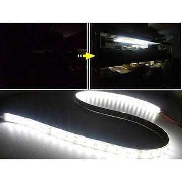 送料無料!24V/船舶漁船/シリカゲル防水LEDテープライト航海灯/1M