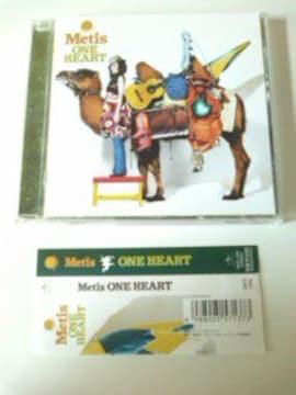 (CD)Metis/メティス☆ONE HEART★帯付き♪即決価格♪