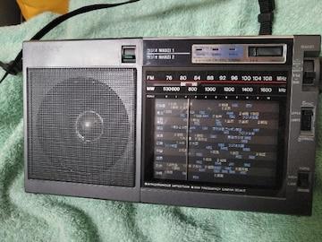 SONY 3バンドラジオICF-EX5MK2 中古品 箱・取説なし
