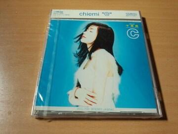 千恵美CD「C」しらさやえみ 新品未開封 廃盤●