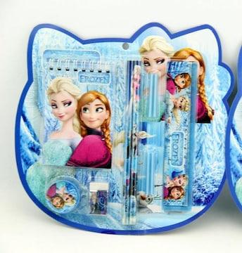 ★格安!☆アナと雪の女王 6点文具セット エルサ オラフ アナ雪