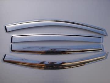 日産 ドアバイザー/サイドバイザー ティーダ C11