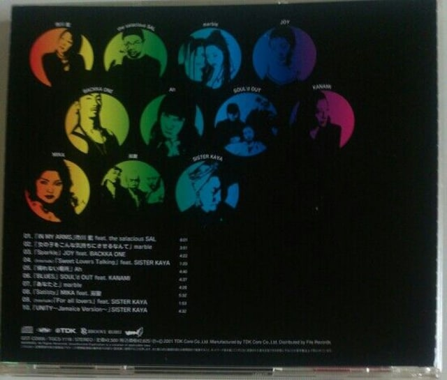 (CD)V.A.SWEET LOVERS TALKING VOL.1☆SOUL'd OUT.双龍等 < タレントグッズの