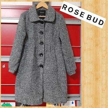 定価32000円 ROSE BUD ローズバッドツイードコート 美品 1