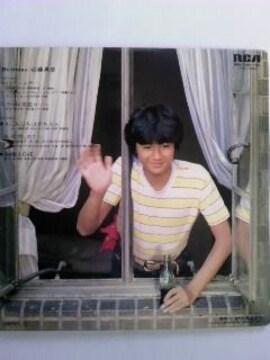 近藤真彦 Birthday レコード2枚 17歳誕生日記念 フォトブック付