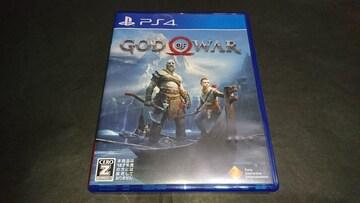 PS4 GOD OF WAR (ゴッド・オブ・ウォー) / ゴッドオブウォー