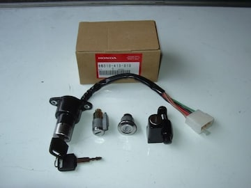 (19)CB250ホークCB400Tホーク�U純正角タンク鍵セット