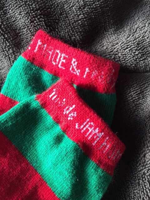JAM HOME MADE☆ベビー用靴下(^○^) < ブランドの