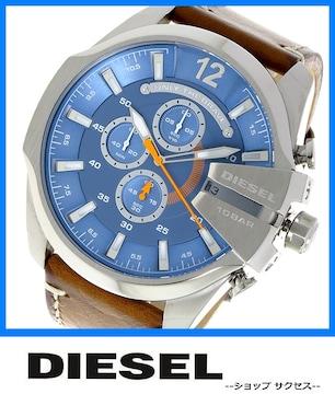 新品 即買い■ディーゼル DIESEL メンズ 腕時計 DZ4458 ブルー