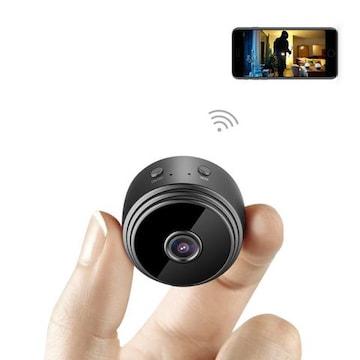 隠しカメラ 小型 赤外線 ミニビデオカメラ 超小型
